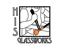 His Glassworks-logo